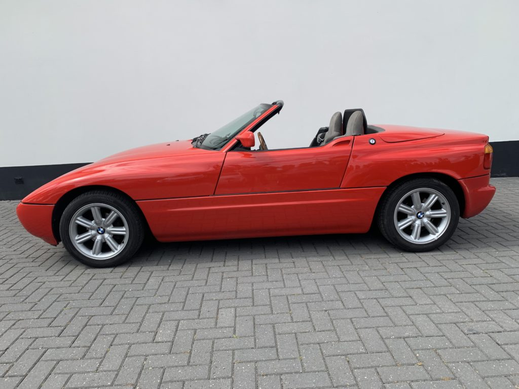 Te koop:  BMW Z1 Roadster 1990